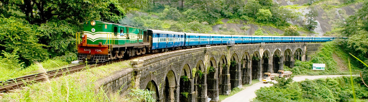 Railway Bridge, Thenmala