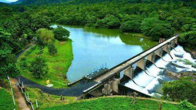 Thenmala Dam photo