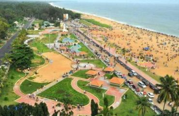 Kollam Beach photo