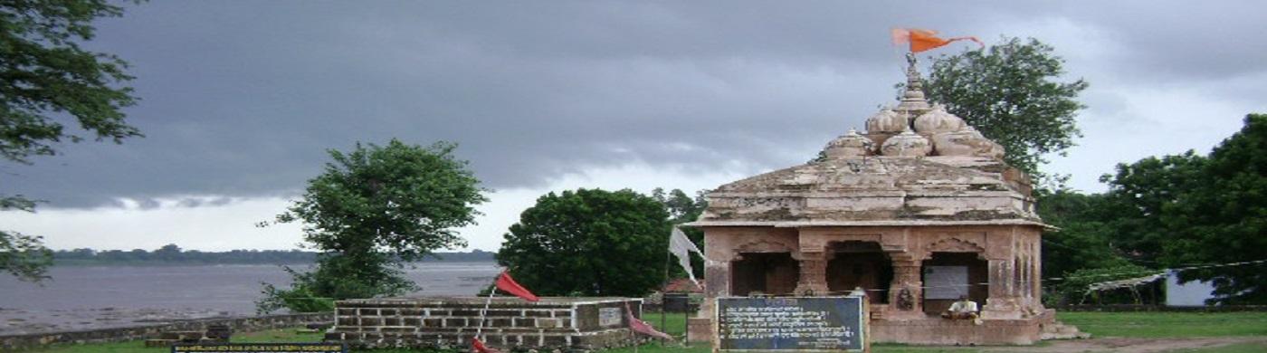 रिद्धनाथ मंदिर हंडिया