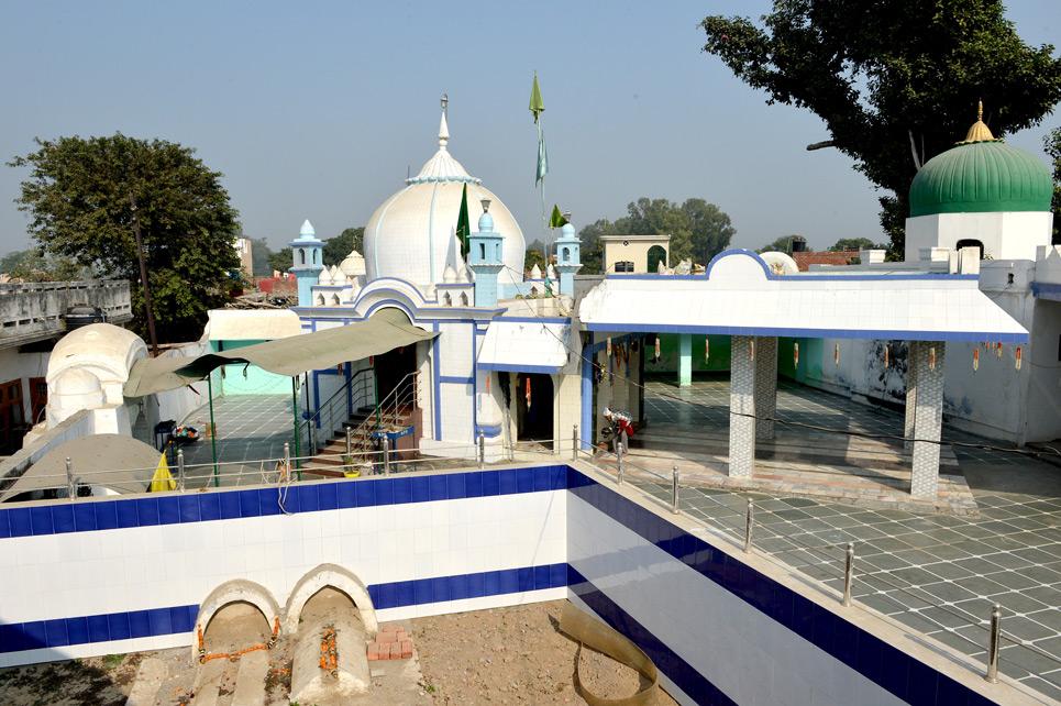 कलंदर-शाह-मकबरा