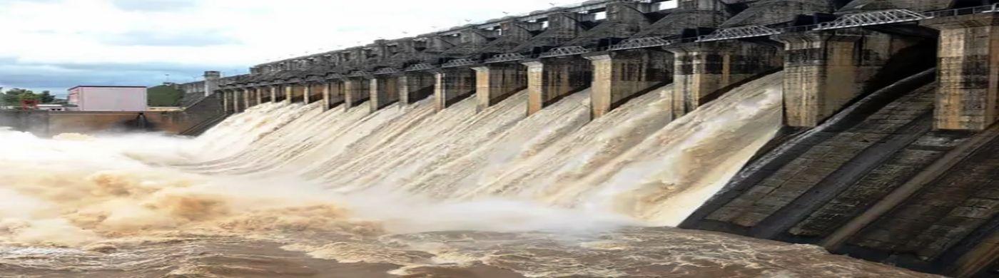 Bargi_Dam view