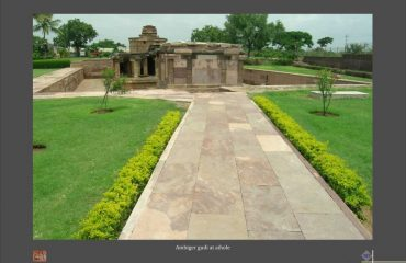 Ambiger Temple in Aihole