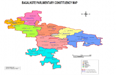 Bagalkot AC Map