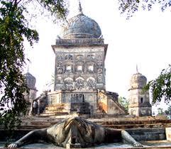 Image : Frog Temple Oel Lakhimpur Kheri