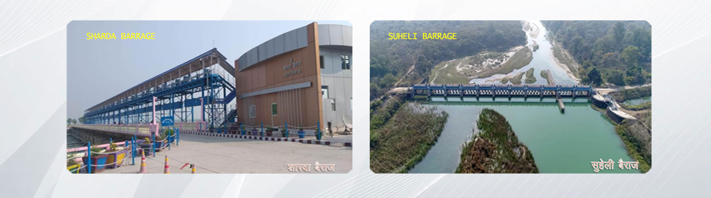 Photo of river Barrages