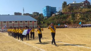 Republic Day Celebration 2020 Tamenglong