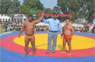Wrestling Competetion