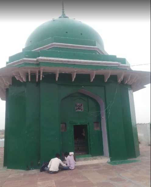 Sofi Sahab Mazar Outside