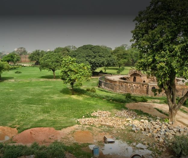 Kotla Fort Campus