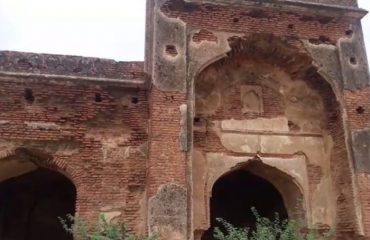 Raja Chandrawar Fort