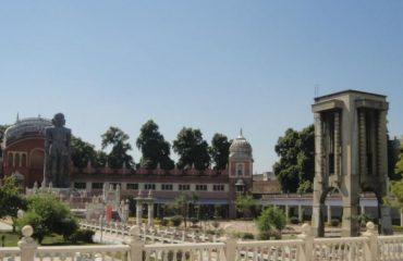 Jain Mandir Campus