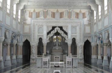Jain Mandir Inside View