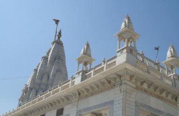 Vaishno Temple Side