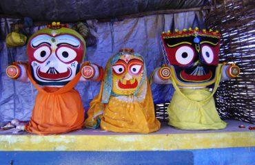 Patali Srikhetra Deity