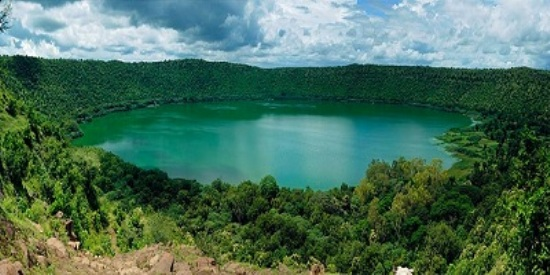 Image of Lonar Creater Lake, Lonar