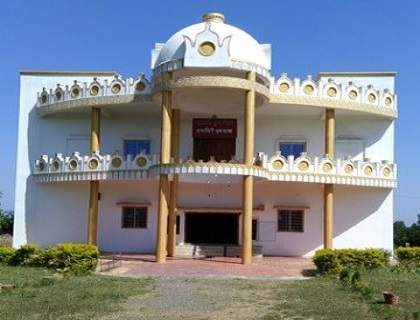 Building of Dhammgiri, Buldhana