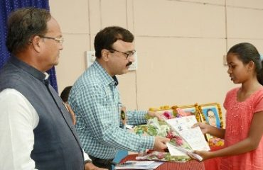 Image of Collector in Social Justice Day Programme