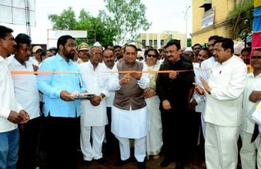 Image of Inauguration of Farmers Weekly Market