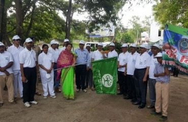 Image of Inauguration of Tree Plantation