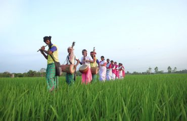 Tribal Artists in the heartland of_Tapan