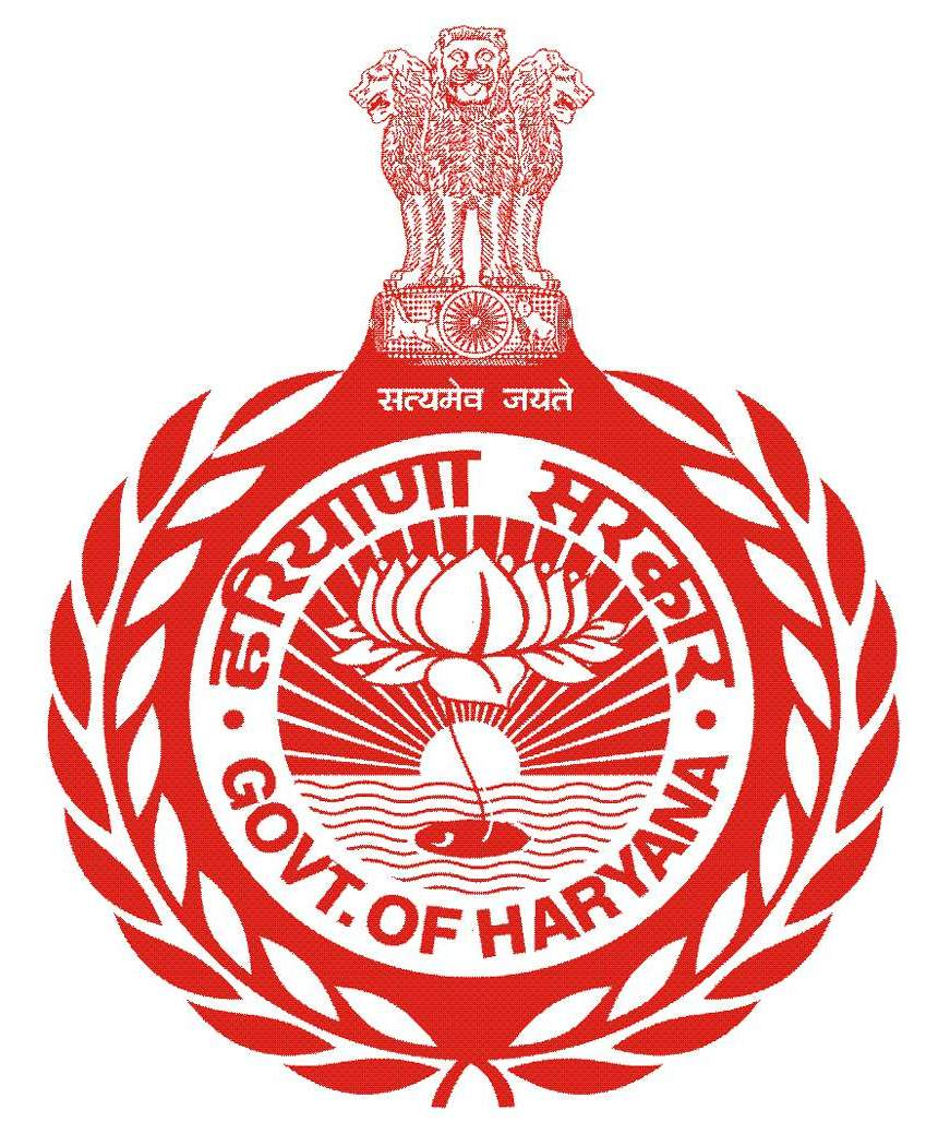 Haryana Government. Logo