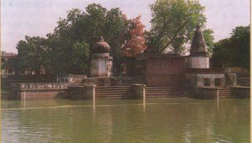 Falgu Rishi Tirth Sthit Mandir and Ghat, Pharal