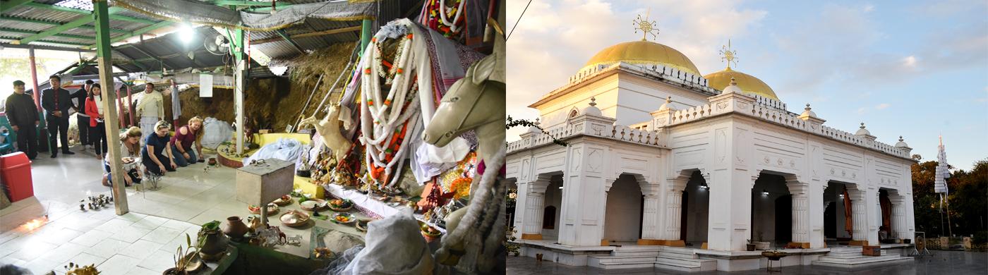 মার্গিং অমসুং গোভিন্দাজি টেম্পল