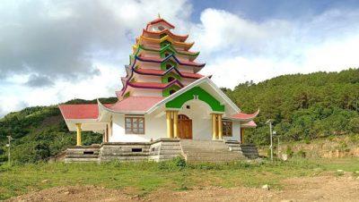 Sanamahi Temple of Nongmaiching