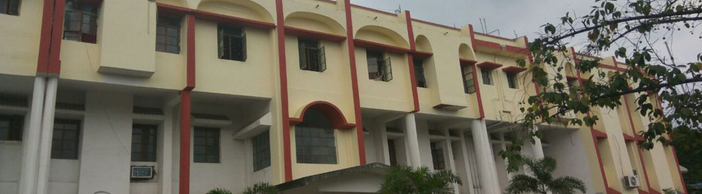 District Collectorate Building.
