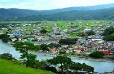 Bageshwar City View
