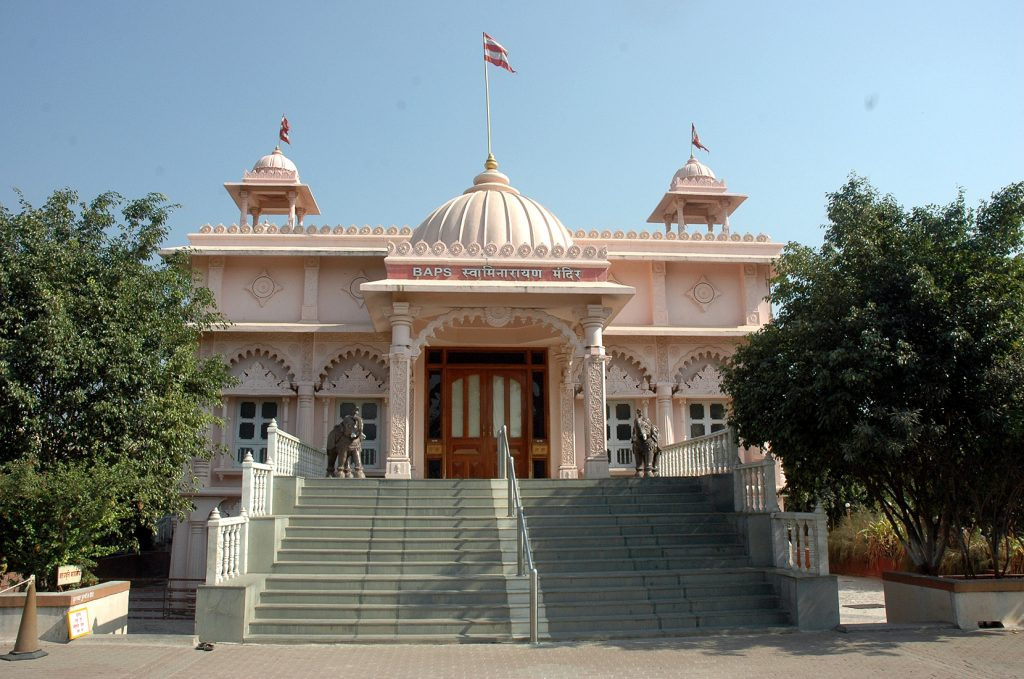 स्वामीनारायण मंदिर