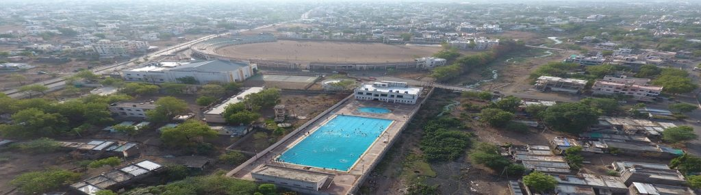 District Sports Complex Dhule