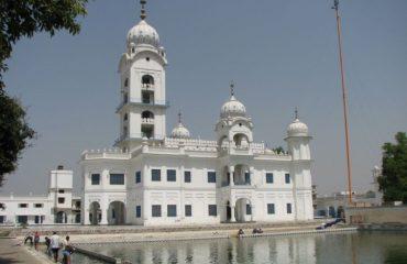 Jamini Sahib Gurudwara, Bazidpur