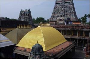 Natarajarar Temple vimanam