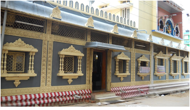 Temple Ragavendraswamy