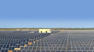 Solar Power Plant at Neyveli