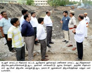 Maintaining of water bodies