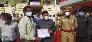 dio-Republic day function