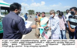 Awareness Program on receiving welfare assistance for the disabled