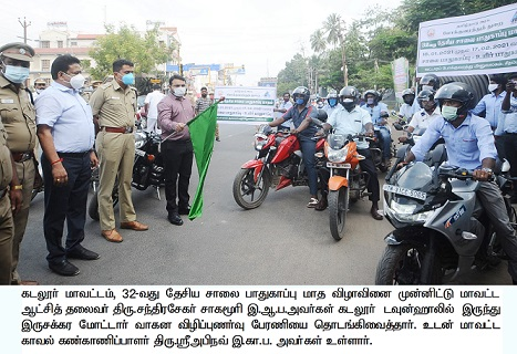 32nd National Road Safety Month Ceremony