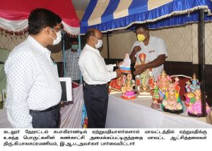 Exhibition of Export Suitable Items