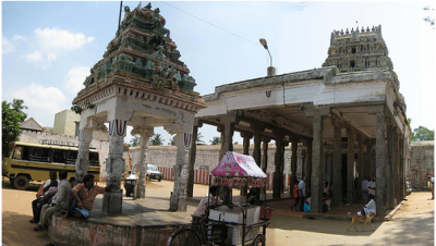 Devanatha swamy temple Second
