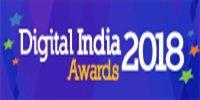 டிஜிட்டல் இந்தியா விருது 2018
