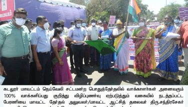 Election Awareness Programs in Neyveli Assembly constituency