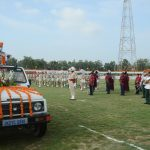 74th Independance Day Parade ceremony