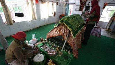 Baba Chamliyal Inside