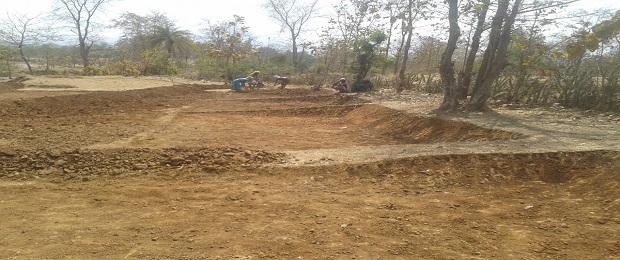 Majgi Work at Udhwa Talasari