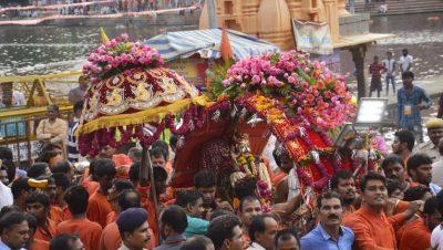 Shree Mahakaleshwar Savari