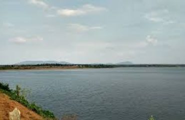 Hosakote Lake view